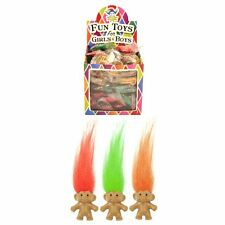 Trolls Bring Back Memories With 3 Lucky Troll Dolls Pencil Topper 12 PC