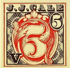 5 by J.J. Cale (CD, Apr-1990, Mercury)