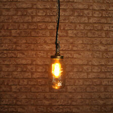 PROWER Ceiling Light. 20% VAT inc. Kilner Jar Industrial retro style CE MARKED
