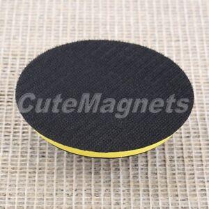 "4"" Car Auto M14 Backing Plate Pad Hook & Loop Polishing Buffing Pad"
