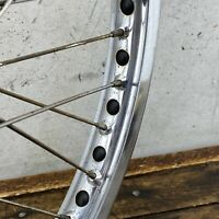 Mongoose Pro Class Rim CMC Stamped Steel Shimano Old School BMX Rear Wheel