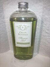 Cru de Provence Green Tea Cucumber Shower Gel 13 fl Oz, New.