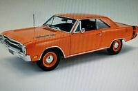 Acme Die-cast 1:18 (NIB) 1969 Dodge Dart GTS 440 1 of 786
