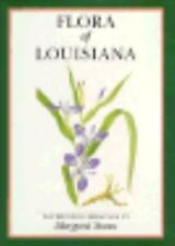 FLORA OF LOUISIANA - NEW HARDCOVER BOOK