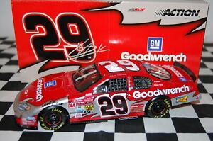 Kevin Harvick #29 GOODWRENCH Bud Shootout Chevy 03 1/24 NASCAR Die-cast