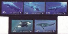 Postfrische Briefmarken aus Neuseeland mit Walen