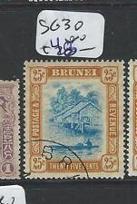 BRUNEI (P1701B) 25C  SG 30   VFU