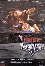 WWE Wrestlemania 22 2006 Promo DIN-A2 POSTER WWF Wrestling