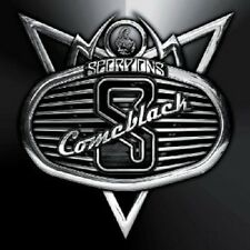 SCORPIONS - COMEBLACK  CD 13 TRACKS NEU
