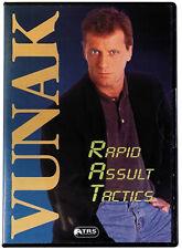 Rapid Assault Tactics DVD - Paul Vunak Martial Art