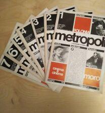 metropoli in vendita - Riviste | eBay