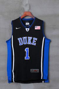 Duke Blue Devils #1 Jabari Parker Basketball Jersey Men's - Sizes : S-4XL