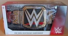 WWE World Heavyweight Championship Fans Collectible Replica Champion Title Belt
