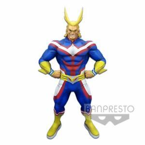 Banpresto My Hero Academia Anime Age of Heroes Figure Toy All Might BP39191