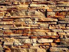 Fassade Klinker,Wand  Verblender, Riemchen, Riemchen, Deko-Stein San-Marino