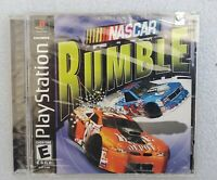 NASCAR Rumble (Sony PlayStation 1, 2000) Brand New! Sealed! PS1