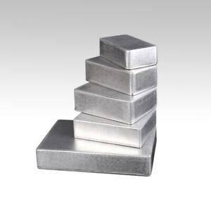 New Electronic Project Diecast Aluminium Enclosure Box 1590/1032 Series UK
