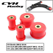 Polyurethane Front Control Arm Bushing Kits For VW Golf/Jetta MK4 85-06