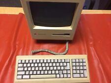 """Vintage Apple Macintosh Plus M0001A 1Mb Desktop 9""""  Classic PC Computer"""