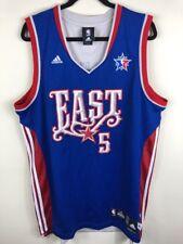 NBA Adidas Boston Celtics Kevin Garnett  5 Jersey 2008 East All Star Sewn XL fcde70ca1