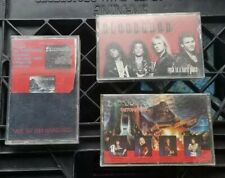 Bloodgood Cassette Tapes