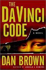 Da Vinci Code by Dan Brown (2003, Hardcover 0