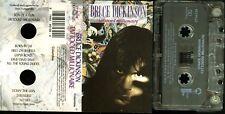 Bruce Dickinson Tattooed Millionaire USA Cassette Tape Iron Maiden singer