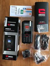 Crosscall Spider-X5 Noir – Téléphone 3G+ - Neuf – Bloqué orange