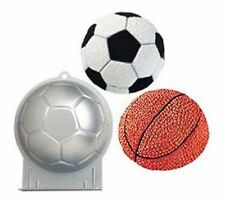 NEW WILTON SOCCER BALL CAKE PAN