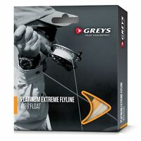 Greys Platinum Extreme Fly Lines / Game Fishing