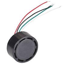 Electro indicateur mécanique buzzer, multi ton, volants, 12 vcc abi-046-rc