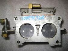 0385243 Lower Carburetor 1972 Johnson 100hp V4 Outboard Model 100ESL72R