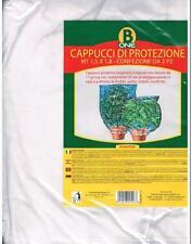 CAPPUCCIO MAXY 2 PZ. COPRI AGRUMI PROTEZIONE PIANTEMT 1,5X1,80X17