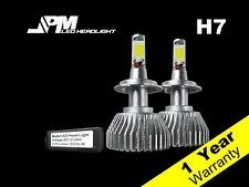 30W 3200LM H7 LED High Beam  Bulb 6500K White High Power for Suzuki 05-08 Reno