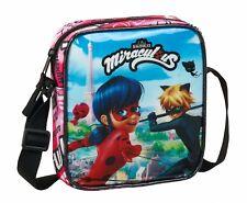 Be Miraculous Ladybug & Cat Noir Messenger School Shoulder Bag 16 cm OFFICIAL