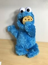 Sesame Street Feed Me Interactive Cookie Monster Toy