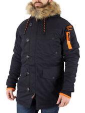 Superdry Polyester Regular Size Coats & Jackets for Men