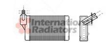 Wärmetauscher Innenraumheizung - van Wezel 58006060