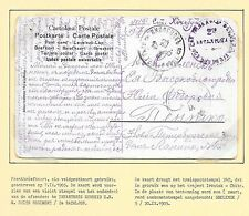 Russia covers 1905  Fieldpost PPC Russian-Japanese War to Smolensk
