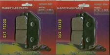 Honda Disc Brake Pads PC800 1989-1990 & 1994-1998 Front (2 sets)