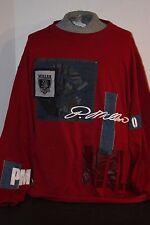 P Miller Denim Collection Men's (2Xl) P Miller Athletics 100% Cotton Rap Jersey
