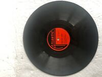 "78 rpm,10"" Ruth Brown Record - Please Don't Freeze"