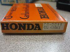 KEYSTER Carb Kit #73-0011 For Honda CB450 NEW FREE SHIPPING Backroom