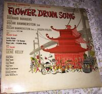 Flower Drum Song Musical RECORD, Rodgers & Hammerstein, with Miyoshi Umeki