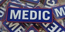 MEDIC TACTICAL 2D PVC PATCHE ( ORIGINAL )