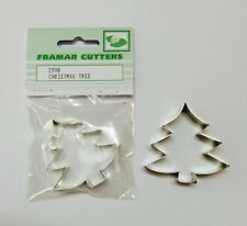 Cake Decorating Metal 259b árbol de Navidad Framar Cortadores