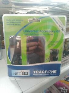 NOKIA MOTOROLA TRACFONE UNIVERSAL ACCESSORY HANDS FREE CHARGER KIT CASE ATSK005N