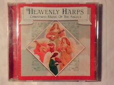 HEAVENLY HARP ENSEMBLE Heavenly harps - Christmas music of the angels cd RARE
