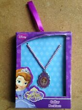 Disney's SOFIA THE FIRST Collar Necklace Brand New Boxed Free UK Delivery