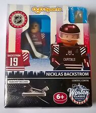 Nicklas Backstrom Washington Capitals NHL OYO Brick Toy Action Figure